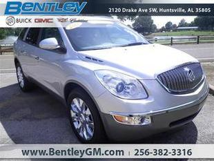 2012 Buick Enclave SUV for sale in Huntsville for $29,980 with 48,692 miles.