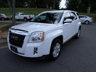 2013 GMC Terrain SUV for sale in Little Rock for $22,350 with 12,968 miles.