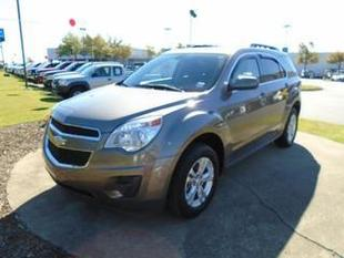 2011 Chevrolet Equinox SUV for sale in Little Rock for $18,450 with 47,772 miles.