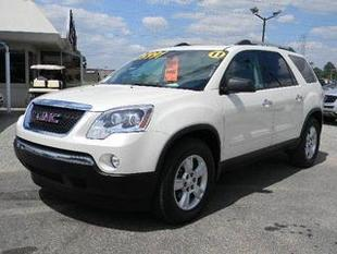 2011 GMC Acadia SUV for sale in Memphis for $24,991 with 52,662 miles.