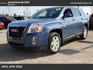 2012 GMC Terrain SUV for sale in Memphis for $20,991 with 37,507 miles.