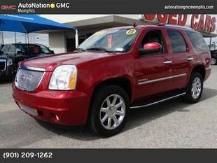 2013 GMC Yukon SUV for sale in Memphis for $48,991 with 9,101 miles.