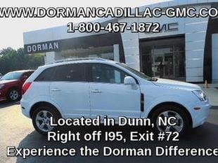 2013 Chevrolet Captiva Sport SUV for sale in Dunn for $21,372 with 35,415 miles.