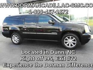 2012 GMC Yukon XL SUV for sale in Dunn for $49,987 with 44,325 miles.