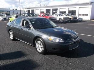 2013 Chevrolet Impala Sedan for sale in Shelby for $13,995 with 48,167 miles.
