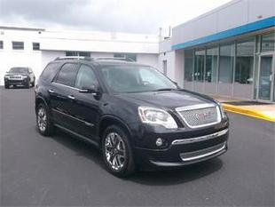 2012 GMC Acadia SUV for sale in Shelby for $35,987 with 45,176 miles.