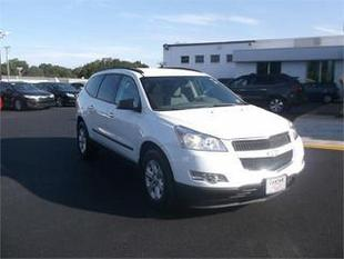 2010 Chevrolet Traverse SUV for sale in Shelby for $16,995 with 72,543 miles.