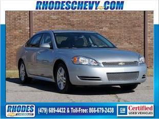 2012 Chevrolet Impala Sedan for sale in Van Buren for $14,358 with 50,040 miles.