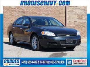 2012 Chevrolet Impala Sedan for sale in Van Buren for $16,870 with 44,808 miles.