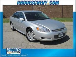 2012 Chevrolet Impala Sedan for sale in Van Buren for $15,399 with 21,572 miles.