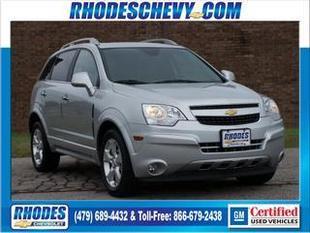 2014 Chevrolet Captiva Sport SUV for sale in Van Buren for $18,882 with 19,927 miles.