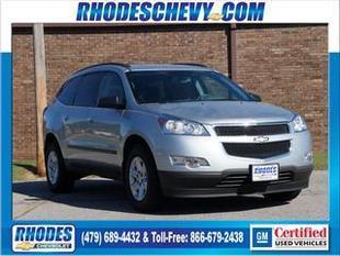 2012 Chevrolet Traverse SUV for sale in Van Buren for $19,543 with 45,080 miles.