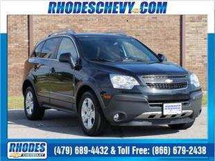 2014 Chevrolet Captiva Sport SUV for sale in Van Buren for $17,997 with 24,759 miles.