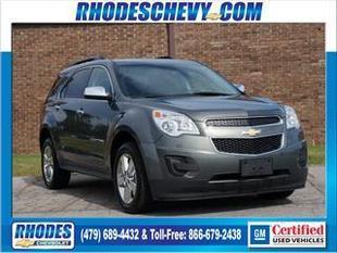 2013 Chevrolet Equinox SUV for sale in Van Buren for $22,871 with 35,318 miles.