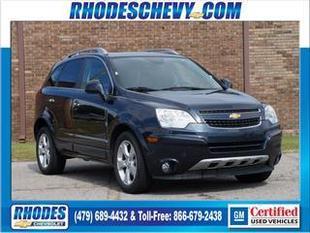 2014 Chevrolet Captiva Sport SUV for sale in Van Buren for $18,511 with 24,372 miles.