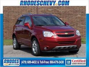2014 Chevrolet Captiva Sport SUV for sale in Van Buren for $21,232 with 24,604 miles.