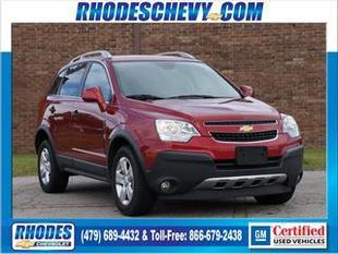 2014 Chevrolet Captiva Sport SUV for sale in Van Buren for $18,330 with 25,209 miles.
