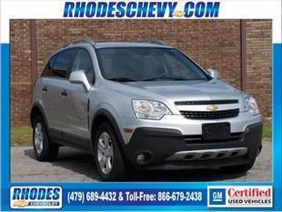 2014 Chevrolet Captiva Sport SUV for sale in Van Buren for $18,403 with 24,555 miles.