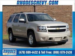 2011 Chevrolet Tahoe SUV for sale in Van Buren for $28,203 with 74,882 miles.