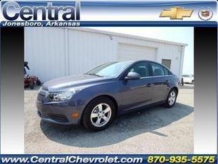 2014 Chevrolet Cruze Sedan for sale in Jonesboro for $19,222 with 19,158 miles.