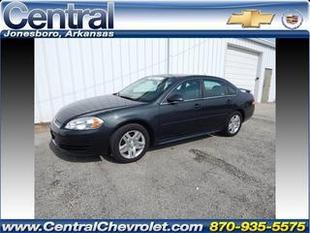 2013 Chevrolet Impala Sedan for sale in Jonesboro for $19,221 with 28,760 miles.