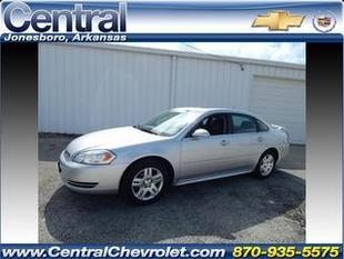 2013 Chevrolet Impala Sedan for sale in Jonesboro for $18,265 with 43,951 miles.