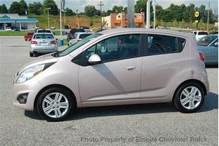2013 Chevrolet Spark Hatchback for sale in Wilkesboro for $13,995 with 34,968 miles.