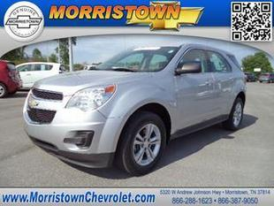 2010 Chevrolet Equinox SUV for sale in Morristown for $16,998 with 47,553 miles.