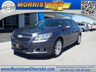 2013 Chevrolet Malibu Sedan for sale in Morristown for $19,998 with 33,391 miles.