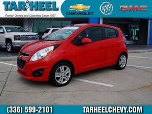 2013 Chevrolet Spark Hatchback for sale in Roxboro for $13,995 with 39,376 miles.