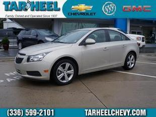 2014 Chevrolet Cruze Sedan for sale in Roxboro for $16,995 with 31,101 miles.