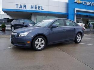 2014 Chevrolet Cruze Sedan for sale in Roxboro for $15,995 with 29,470 miles.