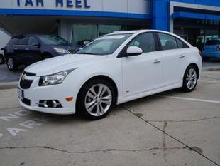 2014 Chevrolet Cruze Sedan for sale in Roxboro for $19,995 with 21,056 miles.