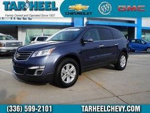 2014 Chevrolet Traverse SUV for sale in Roxboro for $30,995 with 21,585 miles.