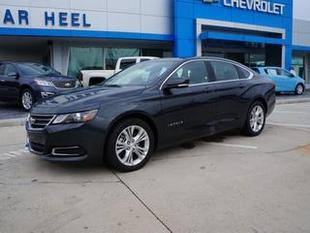 2014 Chevrolet Impala Sedan for sale in Roxboro for $22,995 with 15,685 miles.