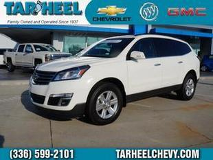 2014 Chevrolet Traverse SUV for sale in Roxboro for $30,995 with 25,589 miles.