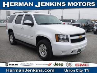 2012 Chevrolet Tahoe SUV for sale in Union City for $36,993 with 29,096 miles.