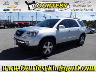 2010 GMC Acadia SUV for sale in Kingsport for $23,995 with 67,074 miles.