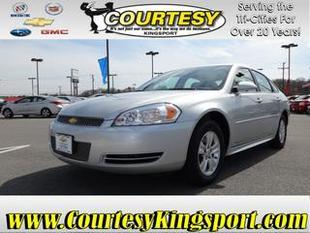 2014 Chevrolet Impala Limited Sedan for sale in Kingsport for $17,975 with 19,562 miles.