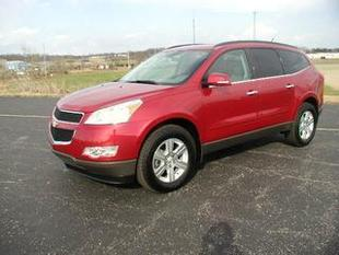 2012 Chevrolet Traverse SUV for sale in West Plains for $29,990 with 17,170 miles.
