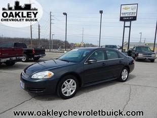 2014 Chevrolet Impala Limited Sedan for sale in Bartlesville for $20,995 with 21,718 miles.