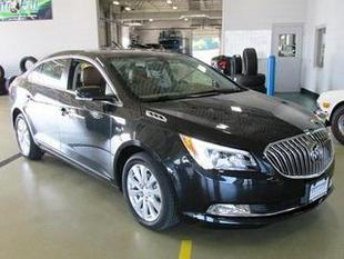 2014 Buick LaCrosse Sedan for sale in Belleville for $26,997 with 21,481 miles.