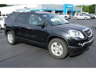 2012 GMC Acadia SUV for sale in Georgetown for $24,750 with 17,206 miles.