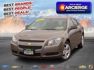 2011 Chevrolet Malibu Sedan for sale in Colorado Springs for $19,594 with 31,866 miles.