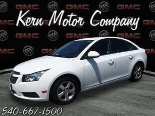 2013 Chevrolet Cruze Sedan for sale in Winchester for $16,499 with 37,617 miles.