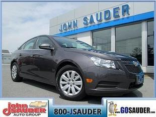2011 Chevrolet Cruze Sedan for sale in New Holland for $13,944 with 25,794 miles.