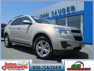 2011 Chevrolet Equinox SUV for sale in New Holland for $19,900 with 23,229 miles.