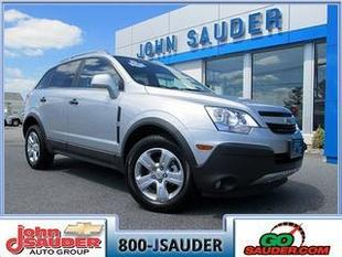 2014 Chevrolet Captiva Sport SUV for sale in New Holland for $19,900 with 15,515 miles.