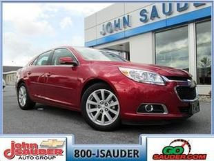 2014 Chevrolet Malibu Sedan for sale in New Holland for $21,988 with 12,608 miles.