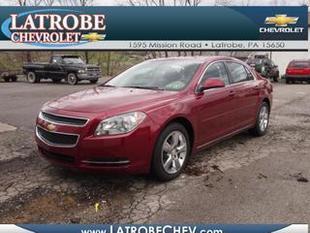 2011 Chevrolet Malibu Sedan for sale in Latrobe for $17,377 with 27,237 miles.